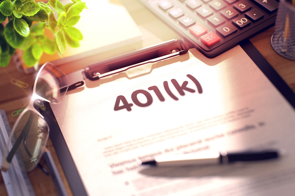 401 K Retirement Savings Plan